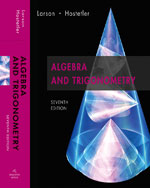 Algebra and Triginometry 7e