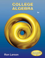 College Algebra 9e by Ron Larson
