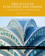 Precalculus Functions and Graphs: A Graphing Approach 4e