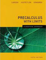 Precalculus with Limits AGA 5e