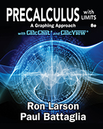 Precalculus with Limits AGA 8e