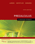Precalculus: A Graphing Approach 5e