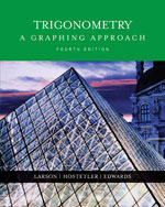 Trigonometry: A Graphing Approach 4e