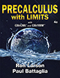 Precalculus With Limits 4e High School